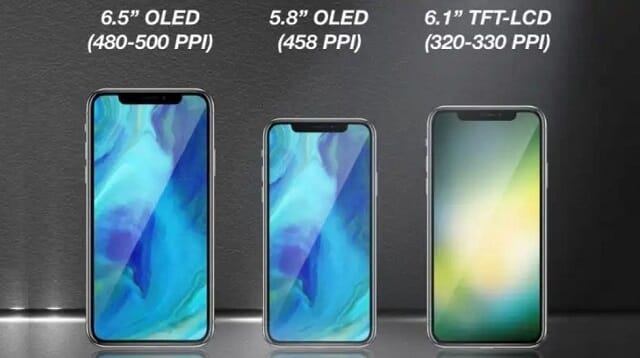 Features of iPhone XI iPhone X2 and iPhone XPlus - Future of Technology