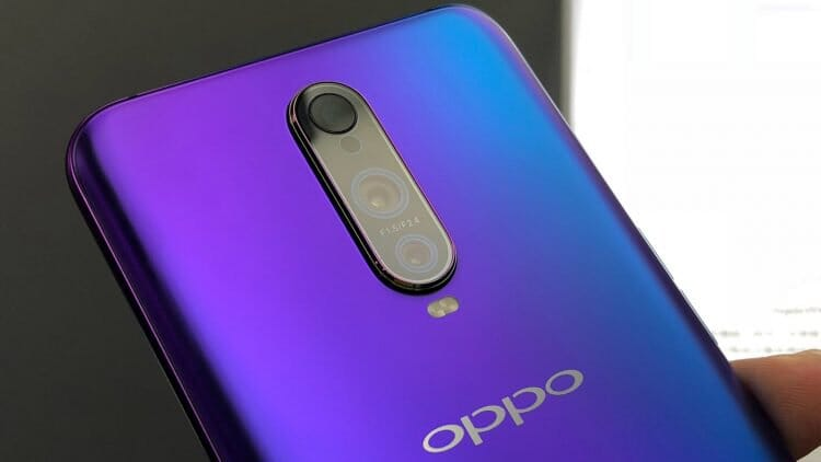 Oppo R17 Battery Charging Test